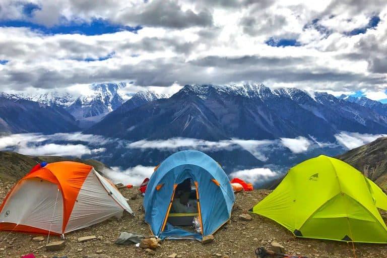 Camping Berge