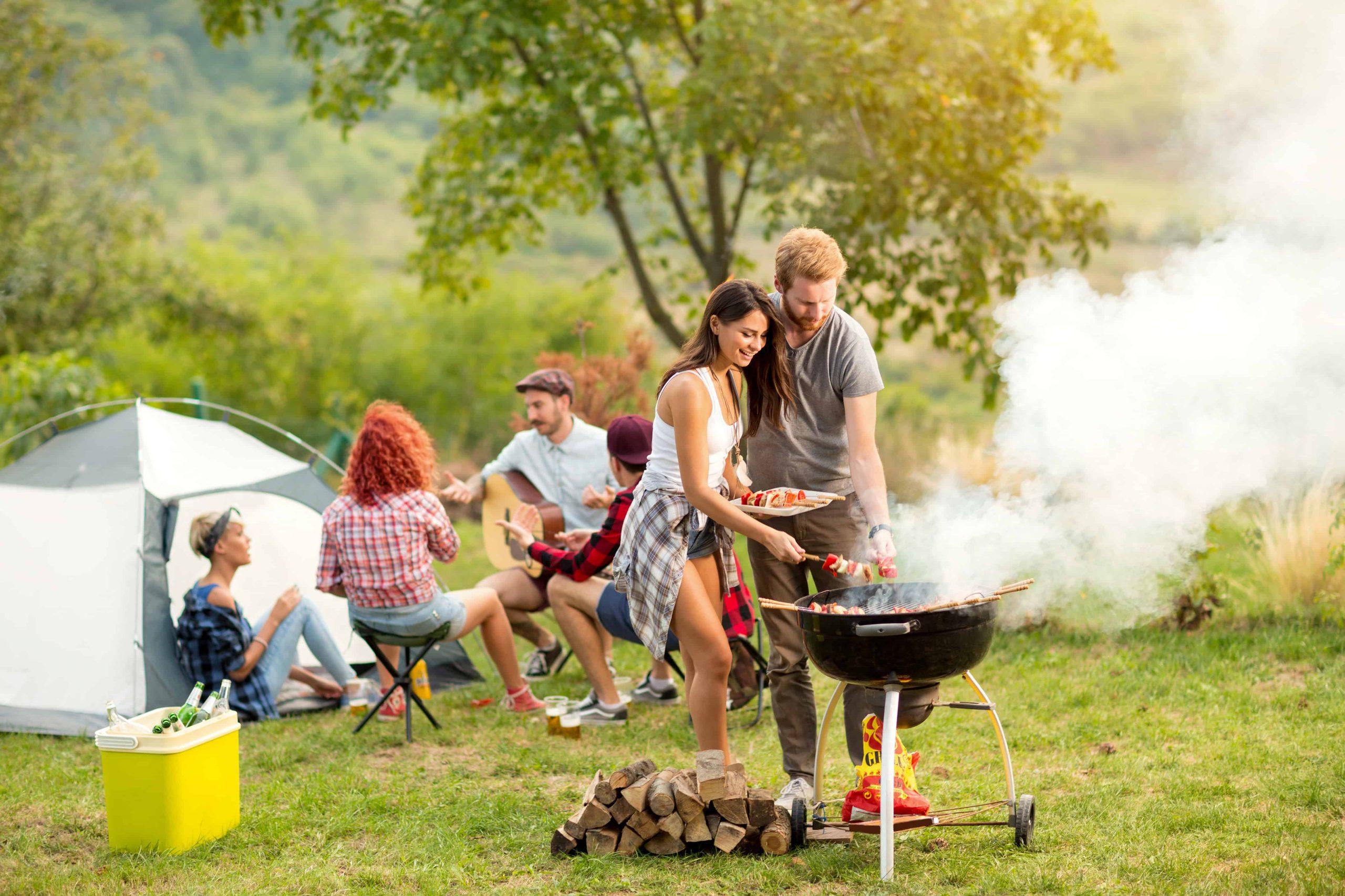 Camping Grill: Test & Empfehlungen (06/20)