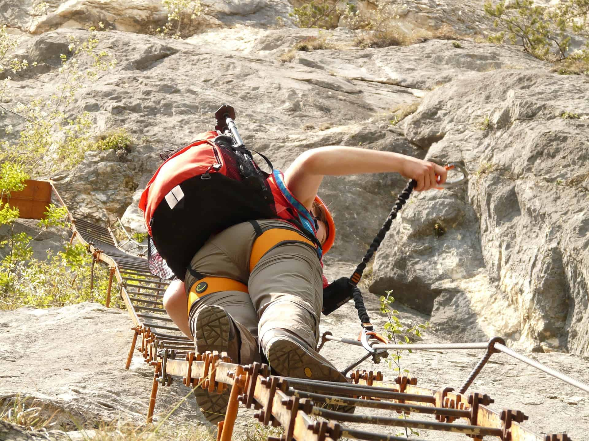 Klettersteigset: Test & Empfehlungen (01/21)