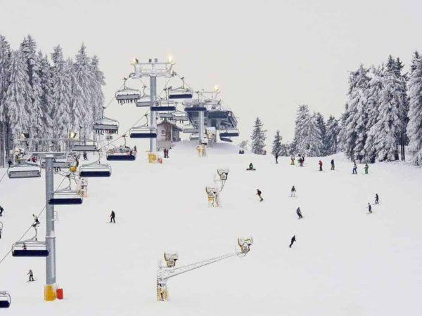 Die beliebtesten Skigebiete der DACH-Region im Vergleich