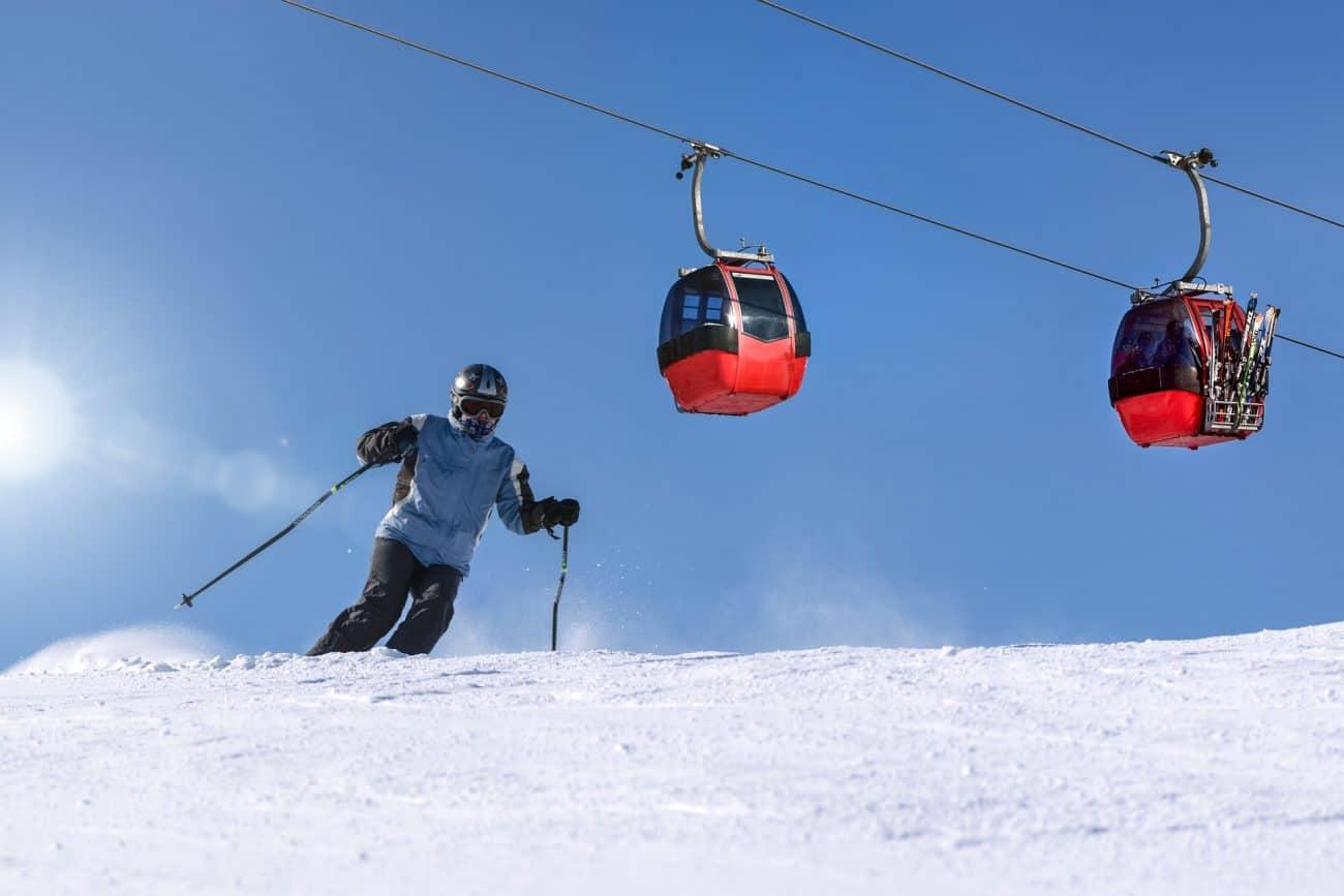 Achtung Sportverletzung: Was du beim Skifahren, Langlaufen und Snowboarden beachten solltest