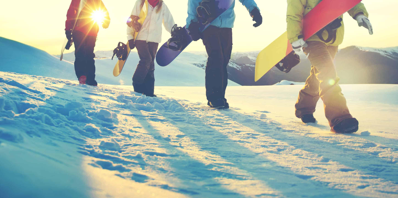 Die beliebtesten Wintersportarten