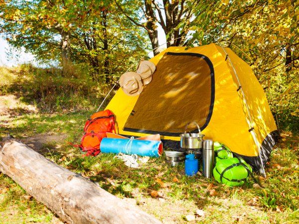 Windschutz Camping