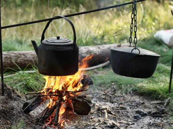 Camping Kochgeschirr