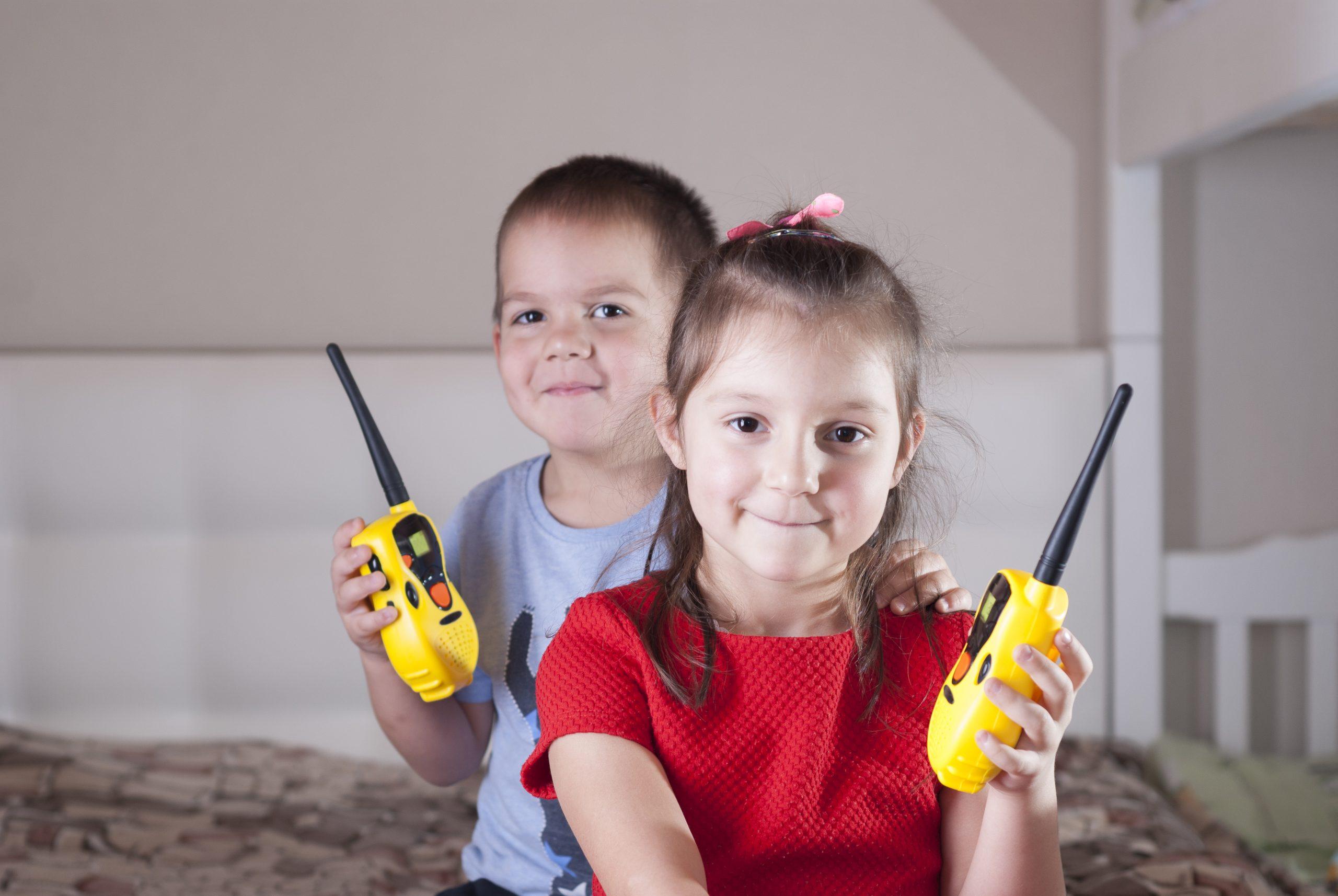 Walkie Talkie Kinder: Test & Empfehlungen (03/20)