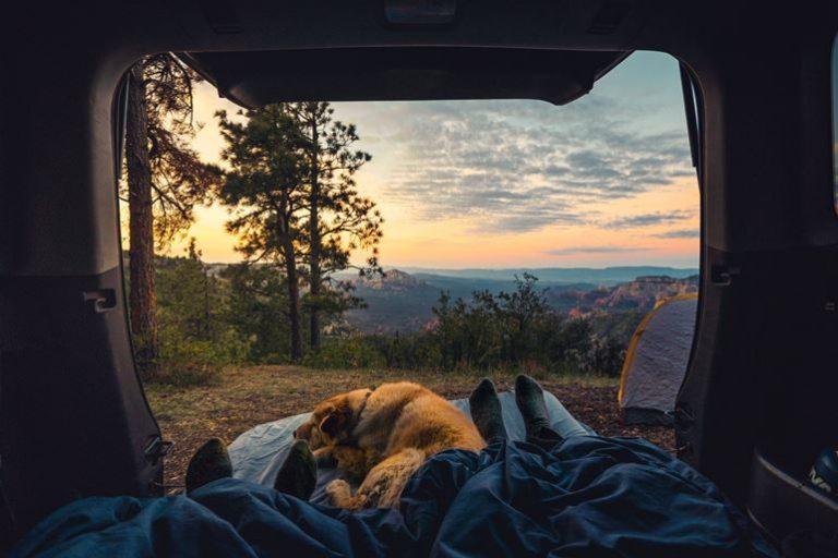 Luftmatratze Camping-2