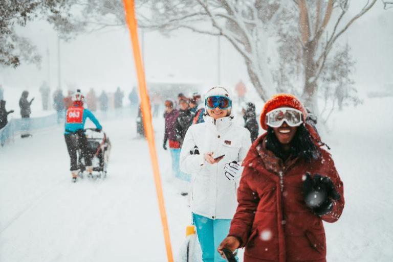 Skiunterwäsche Damen-3