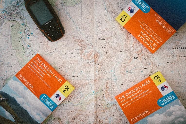 GPS Gerät-1