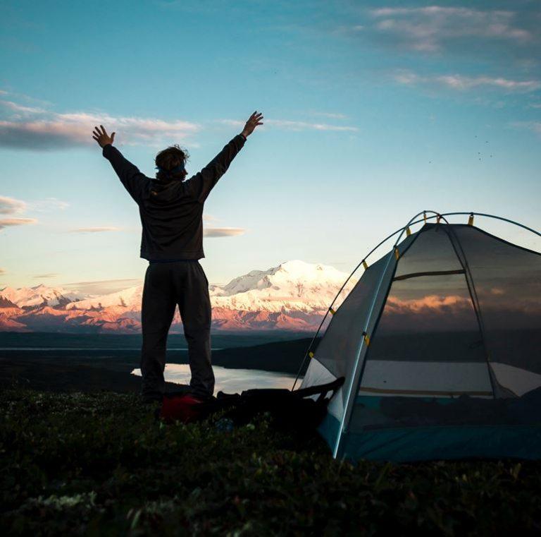 Luftmatratze Camping-1