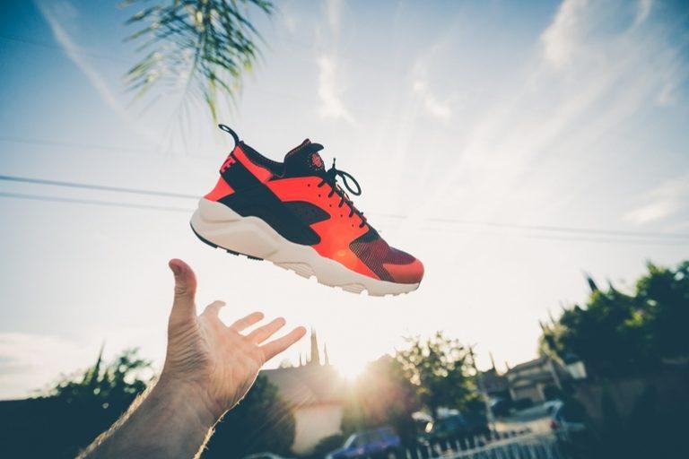 Atmungsaktive Schuhe-1