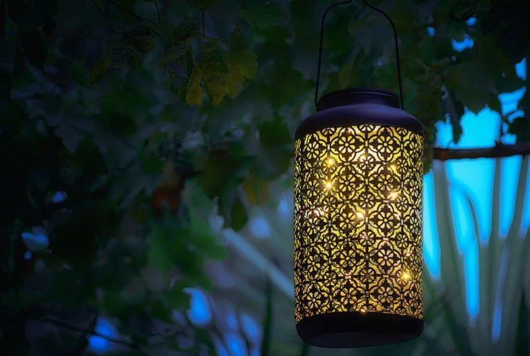 LED Laterne-1