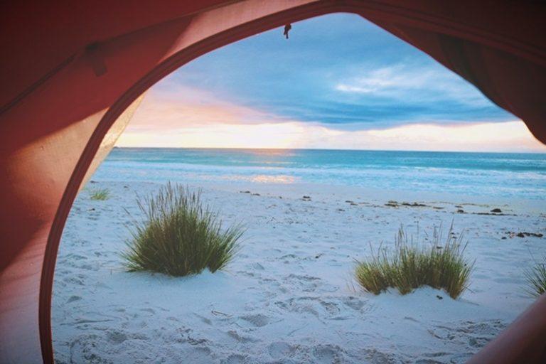 Windschutz für den Strand-2