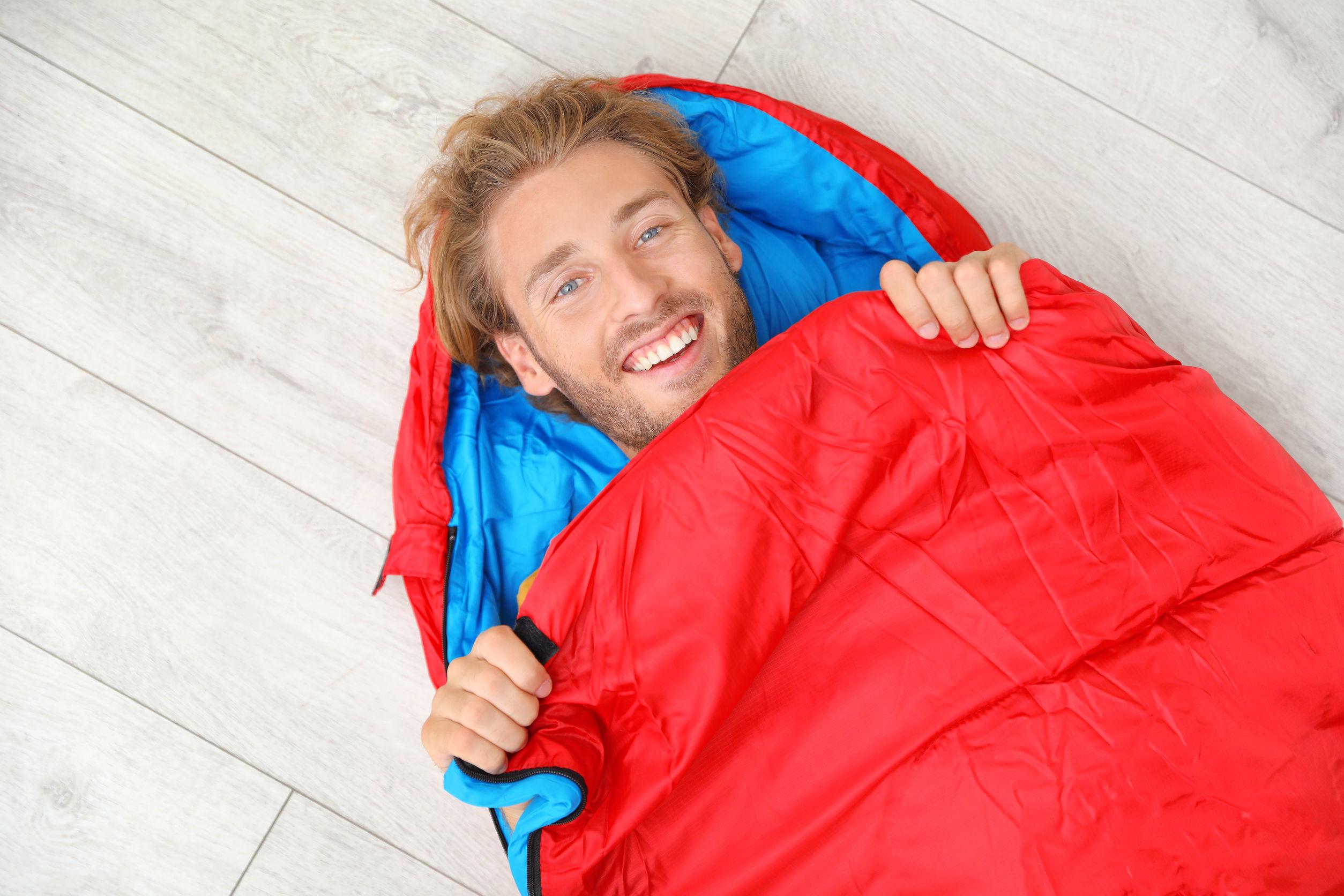 Schlafsack Inlett