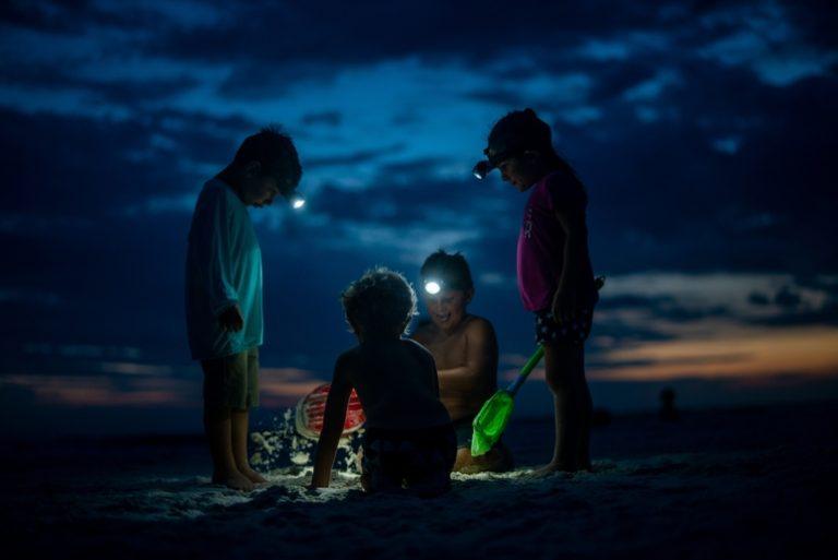 Stirnlampe für Kinder-1
