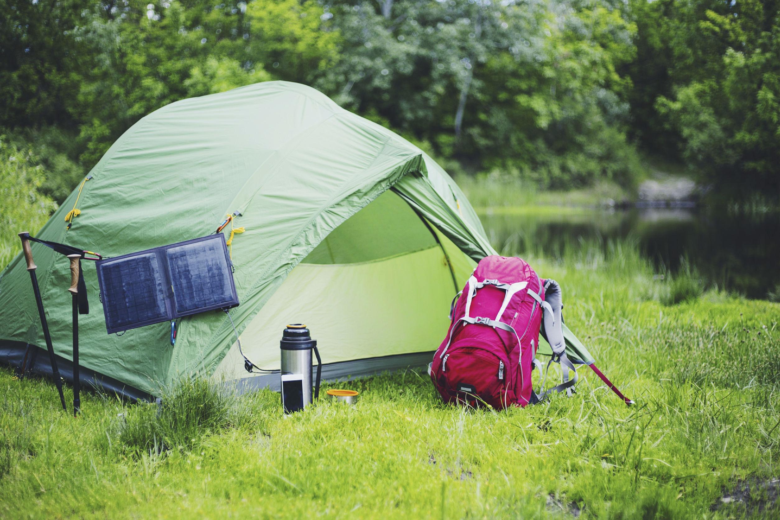 Zelt für 2 Personen: Test & Empfehlungen (1020