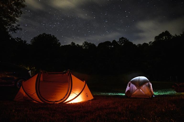 Gasheizung Camping-2