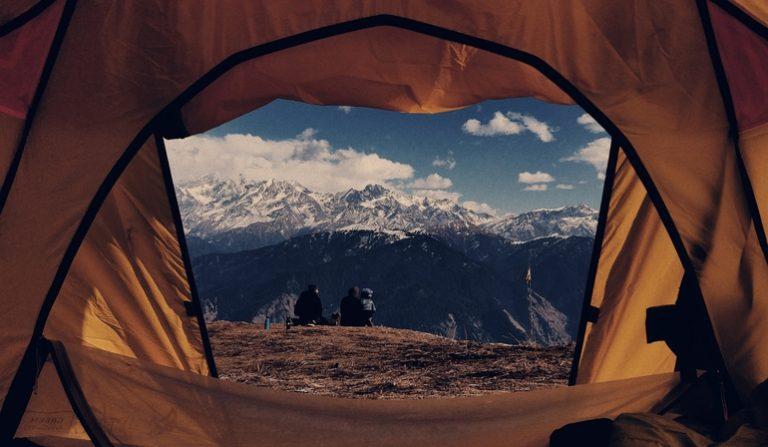 Zelt für 2 Personen-2