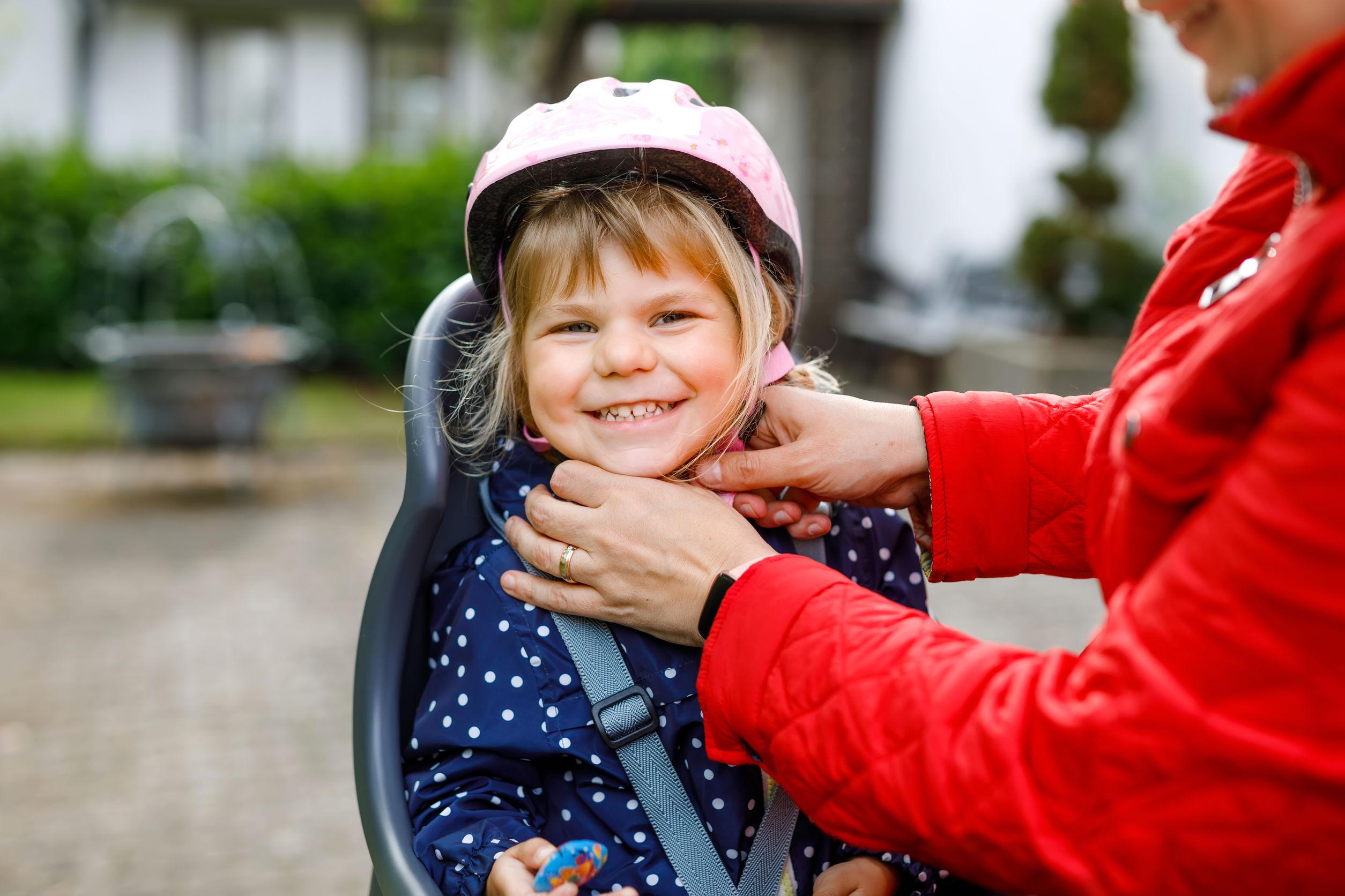 Vorne montierter Fahrradsitz: Test & Empfehlungen (04/21)