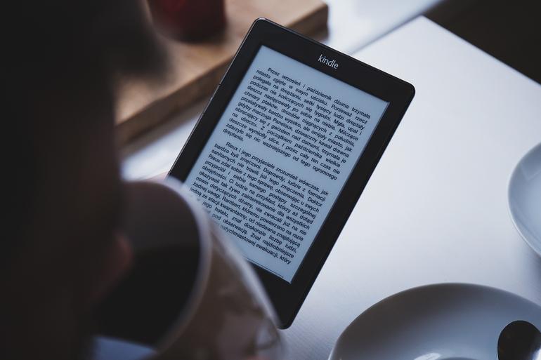 E Book Reader-header