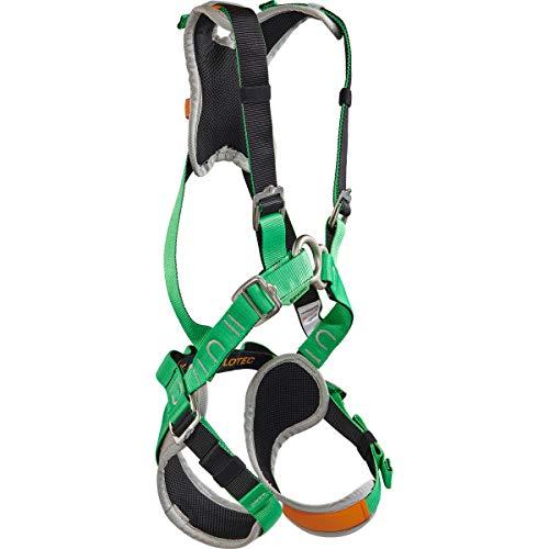 Skylotec SAM 2.0 Kids Komplett-Klettergurt für Kinder bis 40 kg Green