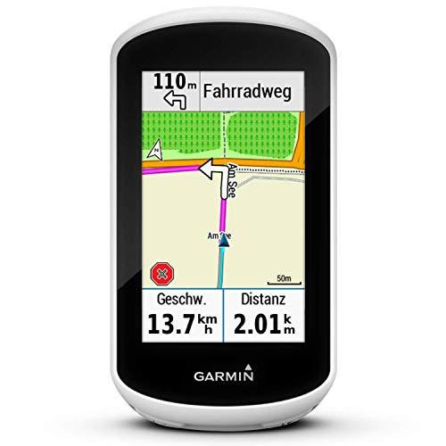 """Garmin Edge Explore GPS-Fahrrad-Navi - Vorinstallierte Europakarte, Navigationsfunktionen, 3"""" Touchscreen, einfache Bedienung"""